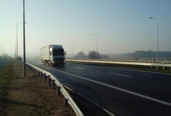 GDDKiA: S8 Zambrów – granica województwa gotowa jeszcze w listopadzie