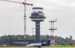 PAŻP: Budowa wieży kontroli lotów w Pyrzowicach zakończy się przed terminem