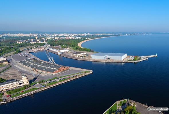 W Porcie Gdańsk powstanie nowy terminal. Do obsługi cukru
