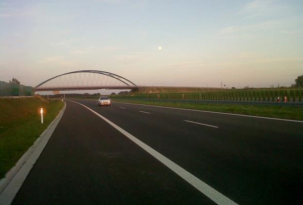 Mińsk Mazowiecki: Budowa całej A2 byłaby sukcesem