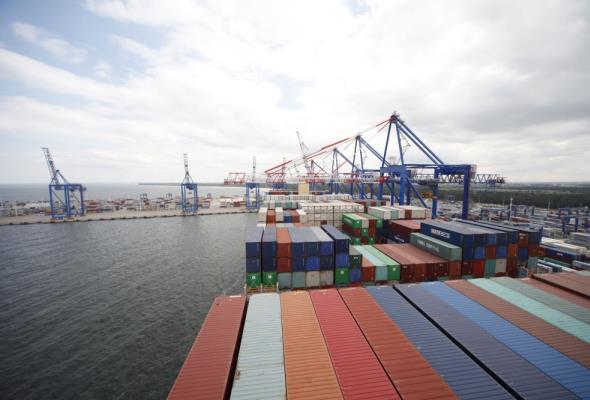 Port Gdańsk bije kolejne rekordy w przeładunkach