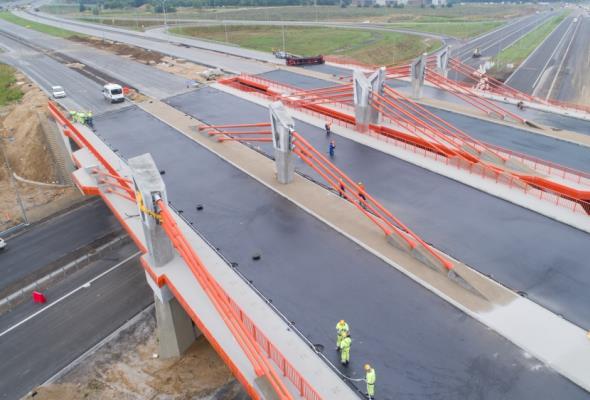 Długowieczny asfalt na drodze ekspresowej S7