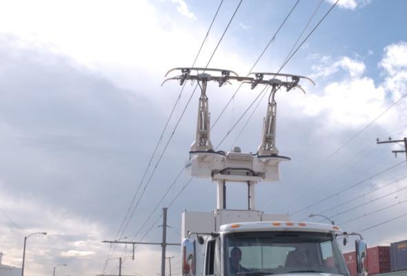 Siemens testuje elektryczną autostradę. Tym razem w USA