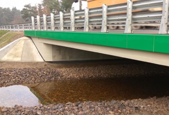 Świętokrzyskie: Mosty w Morawicy i Jacentowie po remoncie