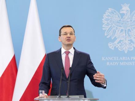 Morawiecki: Będziemy budować Via Carpatia, S3, S7 i A1