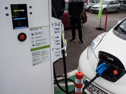Greenway rusza z rozwojem sieci ładowania aut elektrycznych w Gdyni
