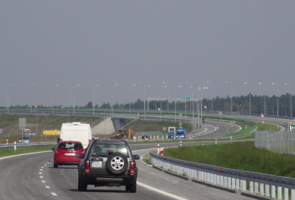 Dolnośląskie: Dziś pojedziemy S5 do Wrocławia