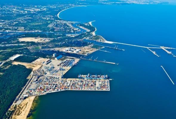 Port Gdańsk coraz silniejszy na rynkach azjatyckich