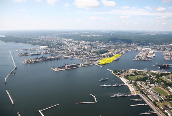 Gdynia: Rusza budowa nowego terminalu promowego