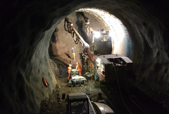 Metrostav wybudował blisko 8-kilometrowy tunel na Islandii