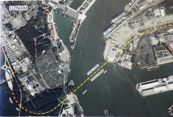 17 września podpisanie umowy na budowę tunelu w Świnoujściu