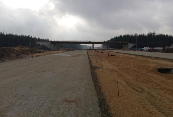Strabag: Wiosną będzie wiadomo kiedy ukończymy A1 Woźniki-Pyrzowice