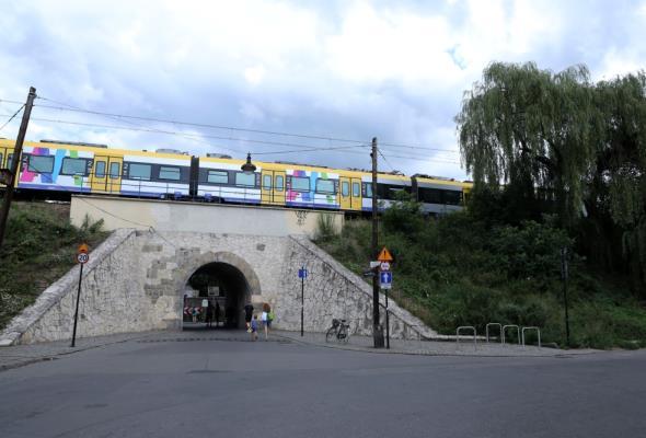 Kraków. Na Kazimierzu poprawi się pieszym i rowerzystom