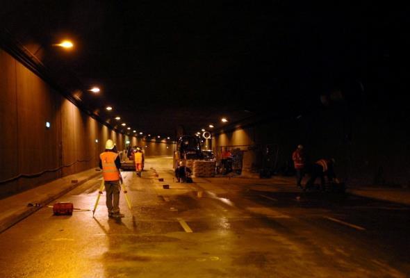 Filtry w tunelach drogowych to rzadkość