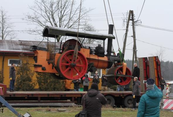 Łódzkie: GDDKiA odnawia zabytek drogownictwa [zdjęcia]