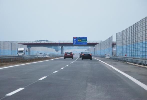 Jest ZRID na odcinek B autostrady A2 Warszawa – Kukuryki