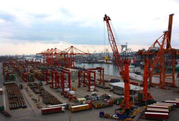 Firma Doraco najkorzystniejsza w przetargu na budowę terminala promowego w Gdyni