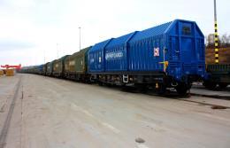 PKP PLK za ok. 1 mld zł chce poprawić dostępność kolejową Portu Gdynia