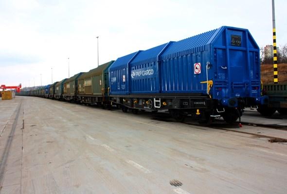 Port Gdynia i PKP SA współpracują na rzecz intermodalu