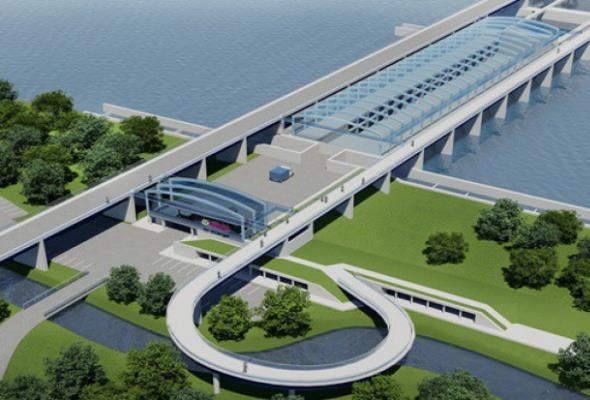 Budowa Stopnia Wodnego Siarzewo w kolejnym etapie prac