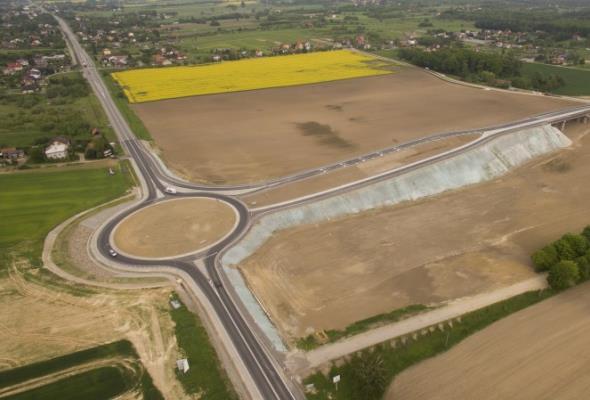 Małopolskie: Województwo pracuje nad lepszym połączeniem z A4