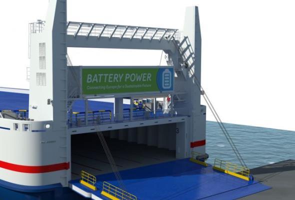 Stena Line próbuje elektromobilności