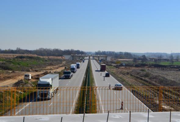 GDDKiA twierdzi, że trasą S3 Polkowice – Lubin pojedziemy w połowie roku. To jednak nie koniec inwestycji