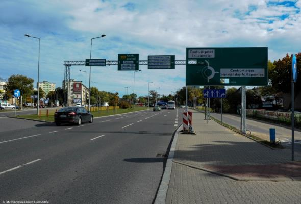 Białystok: Oferty na węzeł w Porosłach znacznie wyższe niż budżet