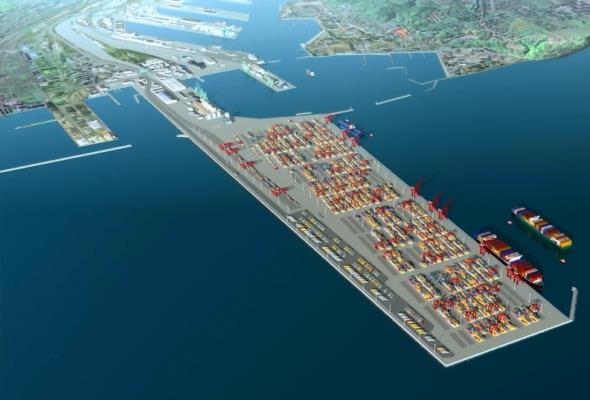 Port Gdynia robi kolejne kroki w kierunku Portu Zewnętrznego