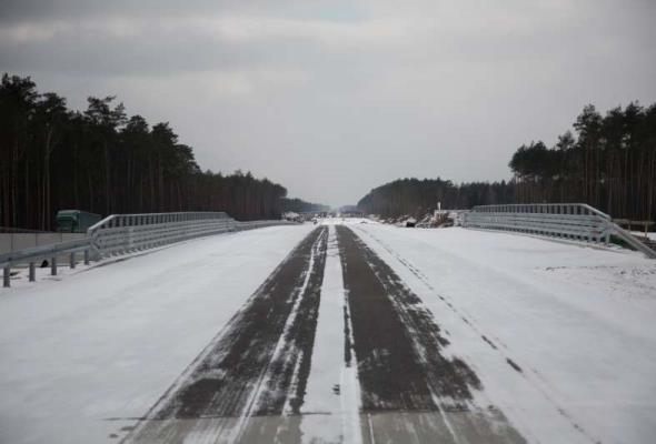 W tym roku cała trasa S8 Warszawa – Białystok będzie ekspresowa