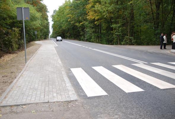 Opolskie: DW-417 w Lisięcicach zostanie rozbudowana