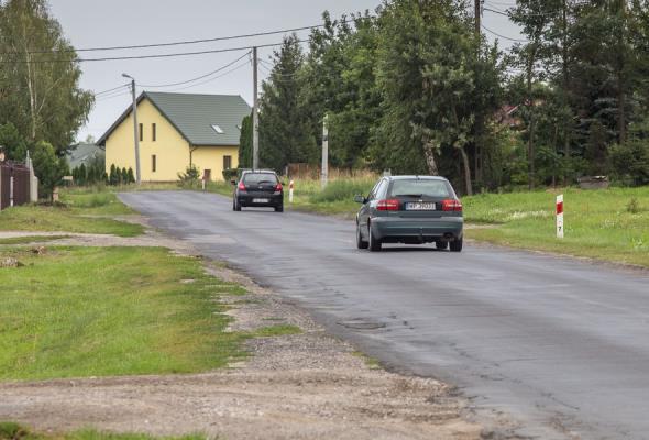 Kujawsko-pomorskie: Trwają prace nad modernizacją ulic w Brześciu Kujawskim
