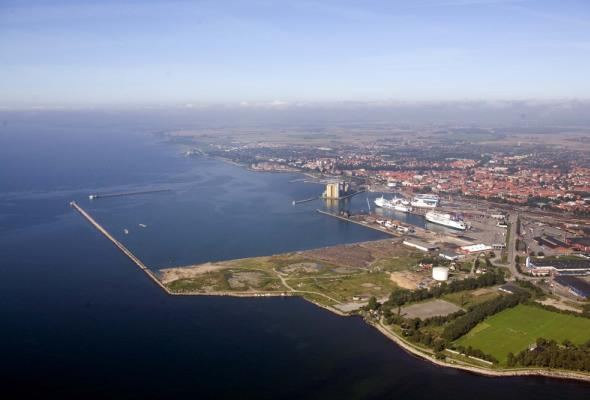Korytarz transportowy Bałtyk-Adriatyk rozszerza się o Port Ystad