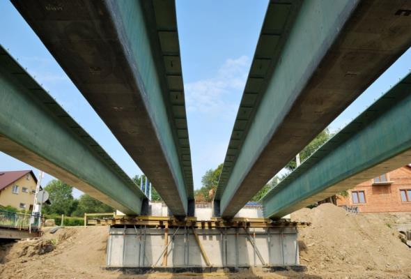 Mostostal Warszawa ma patent na kompozytowe przęsło mostu drogowego