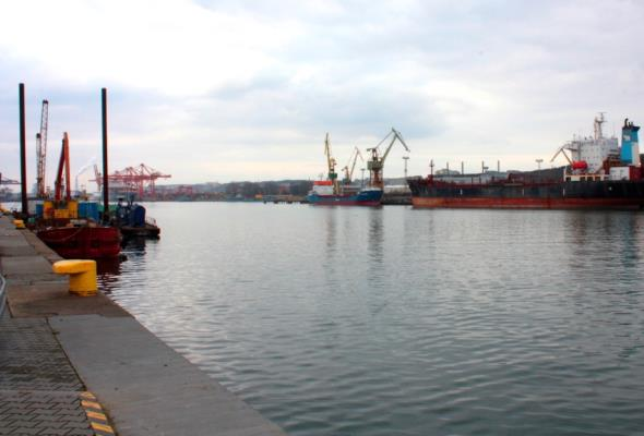 Gdynia: Startuje przetarg na przebudowę Nabrzeża Norweskiego