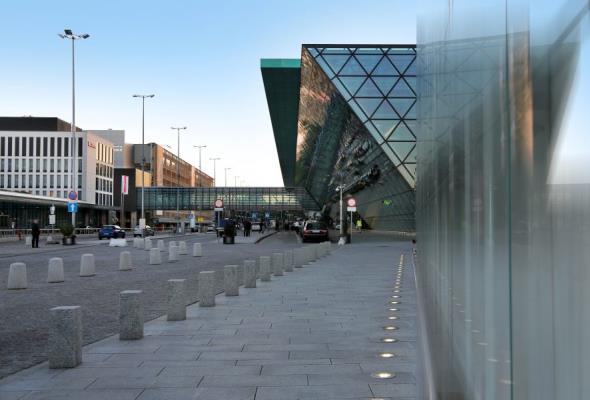 Kraków: Będzie projekt przebudowy drogi na lotnisko