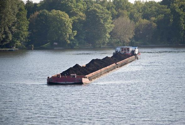 Węgiel popłynie Odrą. OT Logistics przewiezie 250 tys. ton z Gliwic do Wrocławia