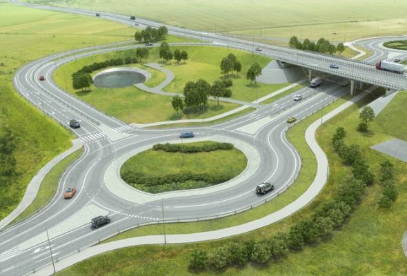 Nowy przetarg na węzeł Niepołomice na A4. Budżet niezwiększony, węzeł będzie okrojony