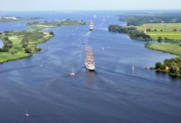 Pogłębienie toru Szczecin – Świnoujście potwierdzone przez KE