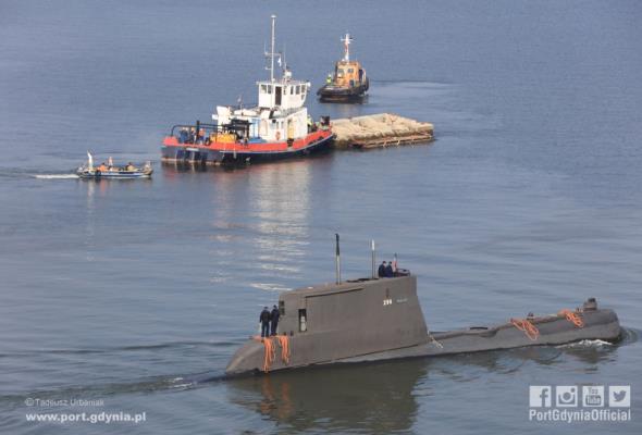 Obrotnica Portu Gdynia coraz bliżej