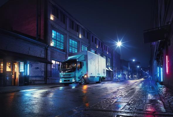 Premiera pierwszej w pełni elektrycznej ciężarówki Volvo Trucks