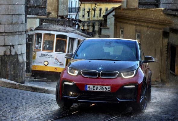 BMW. Blisko 40-proc. wzrost sprzedaży elektryków w I kwartale
