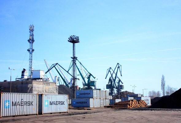 Kwiecień najlepszym miesiącem Portu Gdańsk w 2019 roku