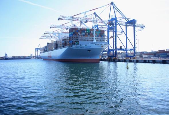 Port Gdańsk: 25 mln ton ładunku przeładowanego w I półroczu 2018
