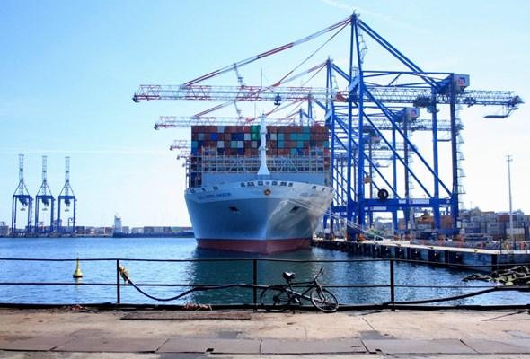 Port Gdańsk z historycznym rekordem rocznym