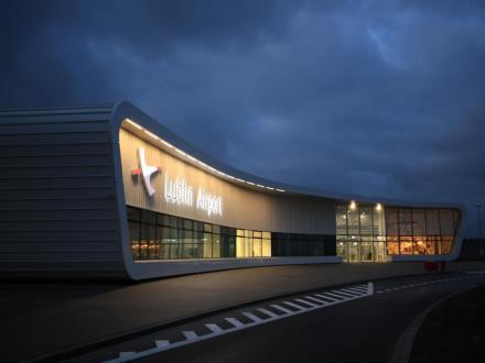 Ruszyła rozbudowa terminala lotniska w Lublinie