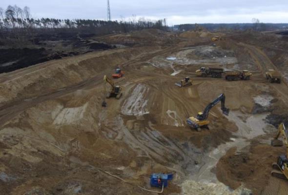 S5 Jaroszewo – granica województwa gotowa w 25%