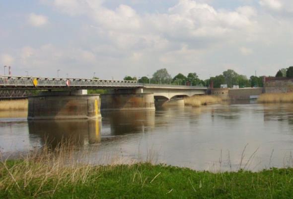 Kostrzyn czeka na most przez Odrę. Jest nadzieja