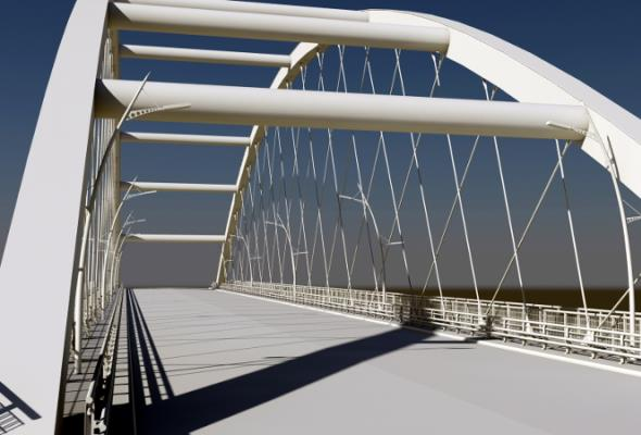 Nowy Sącz. Most heleński już zamknięty. Teraz burzenie
