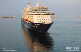 Sezon wycieczkowców w Porcie Gdynia rozpoczęty